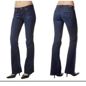 AG Adriano Goldschmied The Club flare jeans 24R